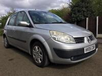 2005 Renault Scenic 1.6 VVT Silver 115 Expression