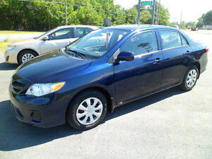 SOLD!!   2013 Toyota Corolla CE