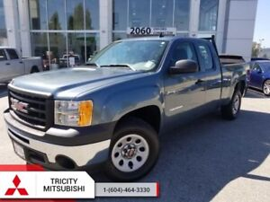 2011 GMC Sierra 1500 WT  A/C-EXTENDED CAB-2WD