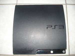 Non-Working PS3 Slim 160GB!