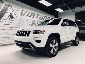 Jeep Grand Cherokee 4WD  Limited GPS TOIT 2015