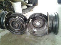 rims 14 inch 4 hole from mercury cougar early 90's