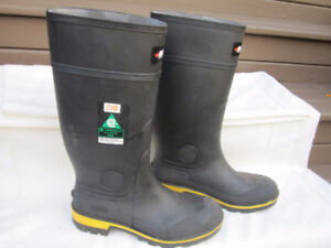 Baffin Men's Maximum Steel Toe Steel Plate Size 10