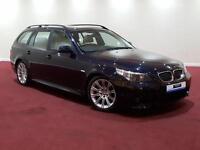 2006 BMW 5 Series 3.0 535d M Sport Touring 5dr