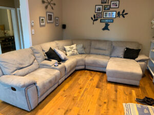 L-Shaped Couch $750