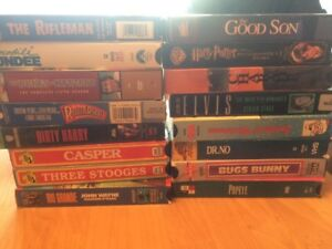 Case lot of DVD-Disney, Moore classics