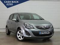 2013 VAUXHALL CORSA 1.4 SXi [AC] 1 Owner + History Low Miles