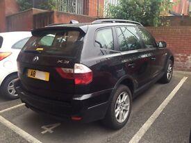 BMW X3 2L 2007 £6588