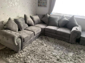 5 Seater Verona Corner Sofa With Scatter Back Cushions or 3+2 Seater