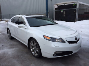2012 Acura TL AWD 4DR Elite Package