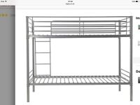 Metal Frame Bunk Beds