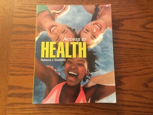 Access to Health (12th edition) Kitchener / Waterloo Kitchener Area image 1