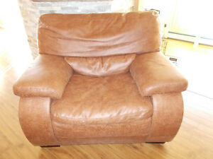 used leather-like Chair