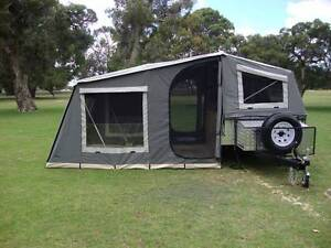 1/2 Price Tents / Rooms for Camper Trailers - Canvas Southern River Gosnells Area Preview