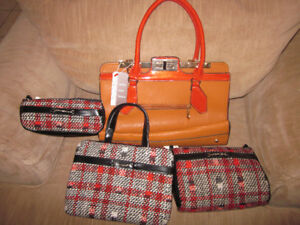Fashion Bags--Only $32 for the lot--NEW--NEVER USED