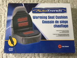 Car warm seat cushion