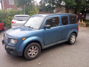 2007 HONDA ELEMENT ... AS IS