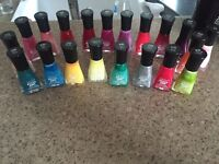 NAIL POLISH! 65+ pieces