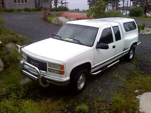 98 GM Pickup Truck COLLECTION FOR SALE