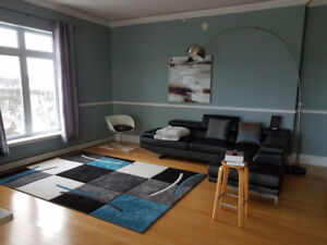 Furnished room in a luxury penthouse unit, all inclusive