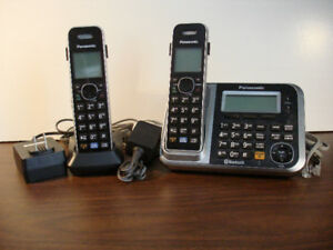 phone and answering system