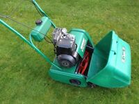 Atco Qualcast petrol cylinder mower