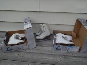 Figure Skates Size 4, 5, & 7
