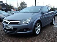 2007 Vauxhall Astra 1.9 CDTi 16v SRi Sport Hatch 3dr