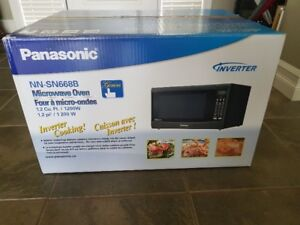 Panasonic Microwave Inverter 1200w