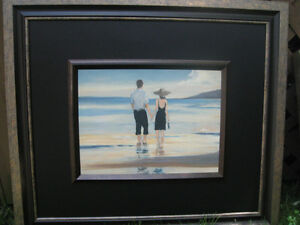 Picture - couple on a beach