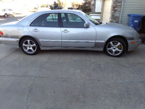 Mercedes E430 for Christmas only 3999