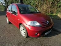 2008 CITROEN C3 1.4L VTR AUTOMATIC PETROL 5 DOOR HATCHBACK