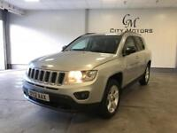 2012 JEEP COMPASS 2.2 CRD Sport + 5dr [2WD]