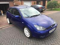Ford Focus 2.0 2004MY ST170 04/04