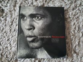 Muhammad Ali - The Glory Years Book