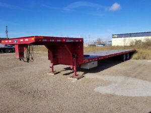 48 ft goosneck trailer for sale $9,999