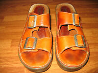 Leather Sandals Size 8.5