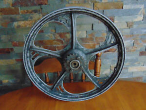 TOMOS TARGA MOPED Rear MAG WHEEL RIM 16""