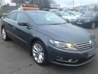 2012/12 VOLKSWAGEN PASSAT CC 2.0 GT TDI DSG BIG SPEC MUST VIEW