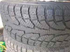 "18"" Winter Tires And Wheels London Ontario image 3"