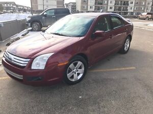2007 FORD FUSION SEDAN/ / AUTOMATIC/ CLEAN / DRIVES EXCELLENT
