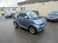 Smart fortwo 0.8cdi ( 54bhp ) Softouch 2012MY Passion Finance Available