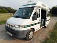 Auto Sleeper Symbol - 2 Berth - 3 Traveling Seats - Stunning Condition for Year