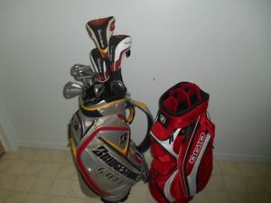 Ensemble de golf TaylorMade RocketBladez et Burner