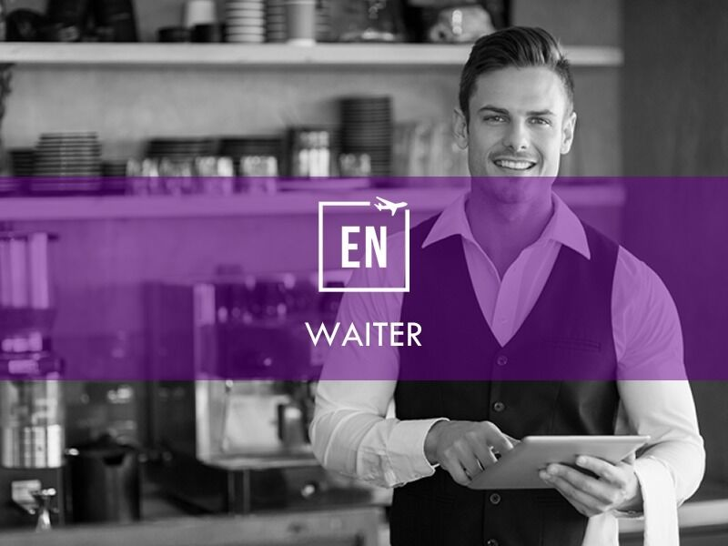 Waiting staff required for different restaurant in London Part/Full time. Immediately Start!
