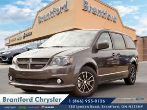 2018 Dodge Grand Caravan GT  - Navigation - $284.05 B/W