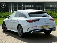 2021 Mercedes-Benz CLA CLASS CLA 220d AMG Line Premium 5dr Tip Auto Estate Diese