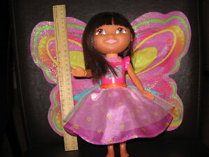 BEAUTIFUL DORA EXPLORER FAIRY