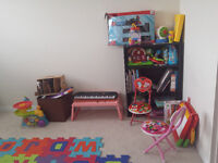 Private home childcare in Millpond Area
