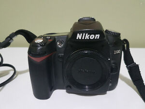 Nikon D90 with 18-105mm and 50mm f/1.4G
